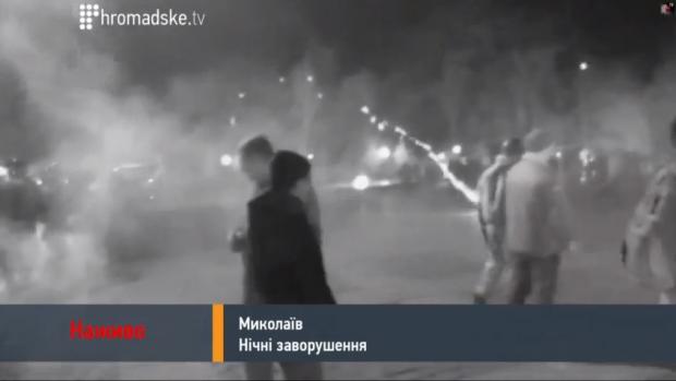 kharkiv fireworks