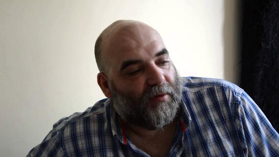 War correspondent Orhan Dzhemal