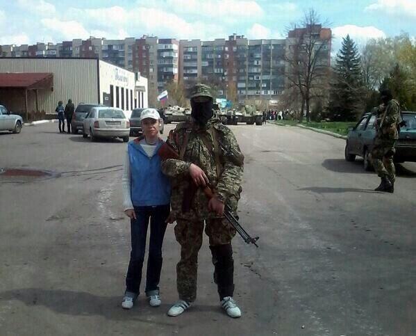 Galina and Konstantin Pyshnyak. Photo via liga.net