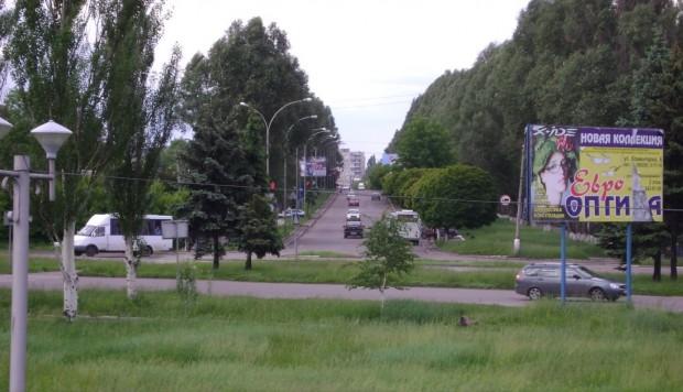 Near ul. Gorkogo, d. 49, Krasnoarmeysk. Google maps.