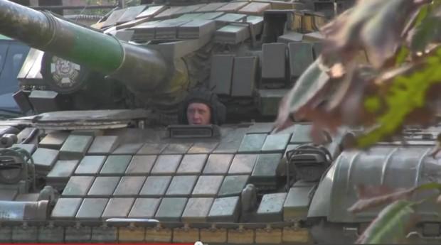T-72 Leaves