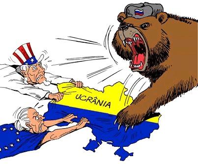 Bear Ukraine
