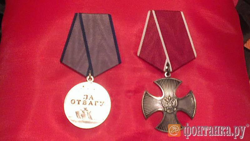 kolganov medals